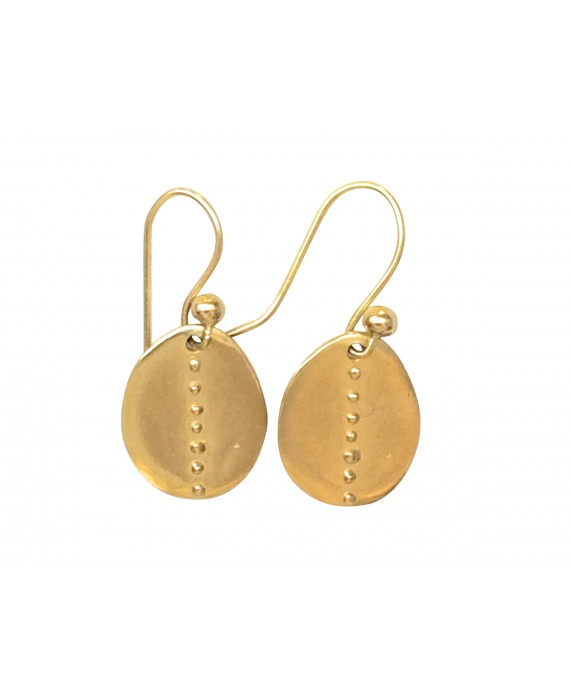 Boucles d'oreilles Tibu - Laura Chaves