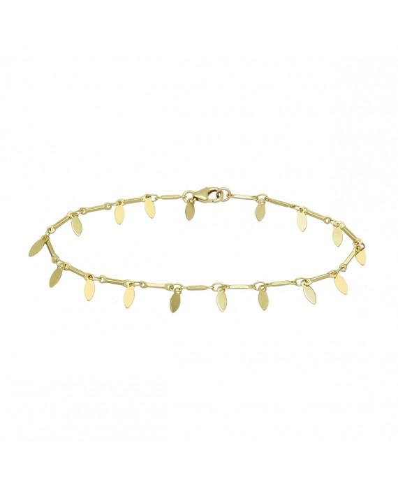 Bracelet Romy - 4 Crosses