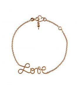 Bracelet Chaîne Love - Padam Padam
