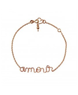 Bracelet Chaîne amour - Padam Padam