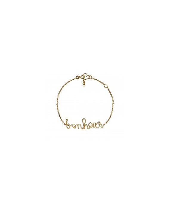 Bracelet Chaîne bonheur - Padam Padam